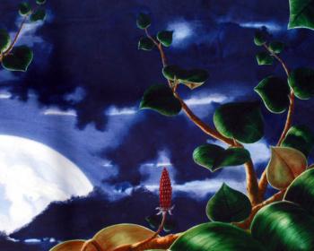 """1999-11-Obra seleccionada en el IV Premi de Pintura """"Ciutat de Burriana"""", Burriana (Valencia)."""