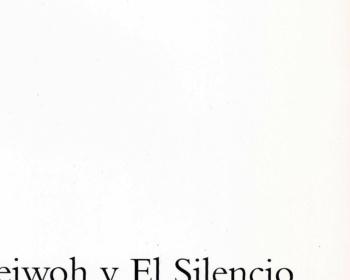 LA CANCIÓN DE PEIWOH Y EL SILENCIO Exposición en la sala Club Diario Levante, Valencia.