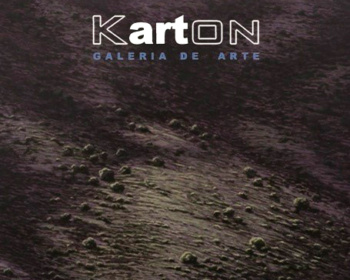2015-03- OSCURIDAD PRIMORDIAL galería KartON, Huercal Overa (Almería)-